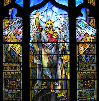 Archangel Uriel, 'Flame of God', is head of the mighty angels of peace. He works with us through ministration and service.