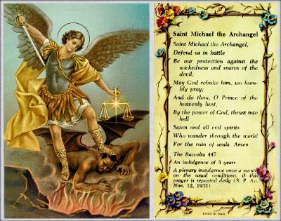 Archangel Michael Protects Me During Confrontation On Street