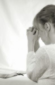 praying for spiritual discernment