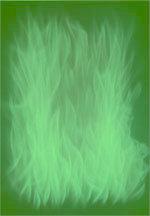 Resultado de imagem para ascended green flame